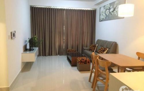 Cho thuê căn hộ The Tresor 2 phòng ngủ giá rẻ