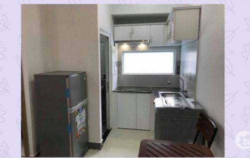 cho thuê căn hộ mini 26m2, full nội thất, Cao Cấp chỉ 5tr5/tháng, Q7 HCM