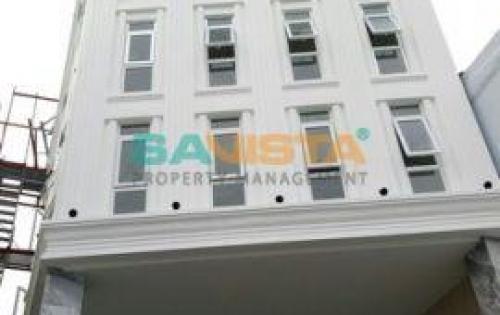 Văn phòng cho thuê tọa lạc ngay mặc tiền đường Hoàng Văn Thụ, Phường 8, Quận Phú Nhuận trống 120m2.