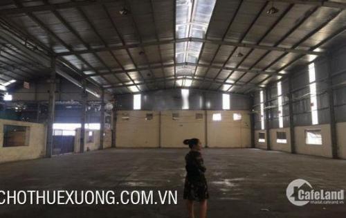 Cho thuê kho xưởng chính chủ tại sóc sơn hà nội DT 810m2