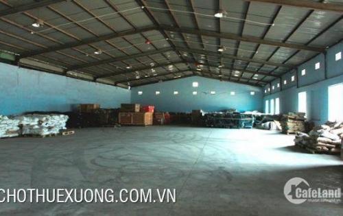 Cho thuê nhà xưởng tiêu chuẩn tại Cụm công nghiệp Thanh Oai Hà Nội giá hợp lý