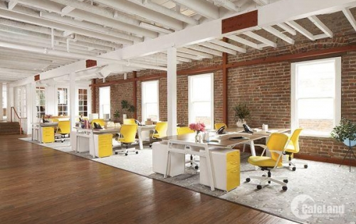 Cần cho thuê gấp một sàn văn phòng duy nhất tầng 5 sô 47 Nguyễn Xiển Dt 135m2, mt 8m