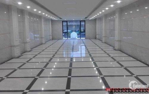 Cần cho thuê gấp sàn văn phòng mặt phố 47 Nguyễn Xiển Dt 150m2, mt 8m