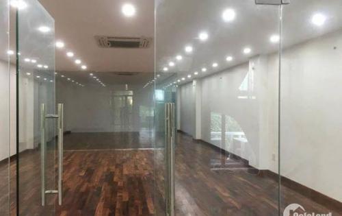 cho thuê văn phòng đẹp giá rẻ mặt phố 47 Nguyễn Xiển Dt 135m2, mt 8m giá chỉ 25tr