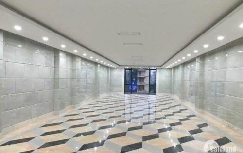 Tòa nhà 7 tầng có tầng hầm,mt rộng 8m để xe máy, ô tô thoải mái. Đặc Biệt tòa nhà được ốp đá tự nhiên 100% từ trong ra ngoài vô cùng sang trọng.