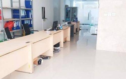Cho thuê nhà MP Nguyễn Lân, DT 130m2, 8 tầng, MT 6m.