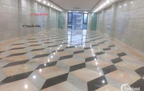 Gấp gấp cần cho thuê nhà mặt phố tại 47 Nguyễn Xiển – Thanh Xuân