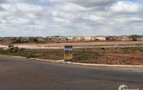 Đất mặt tiền đường NA11 Mỹ Phước 2 kế bên dự án EcoLakes Mỹ Phước, P. Thới Hòa, TX. Bến Cát, TDM