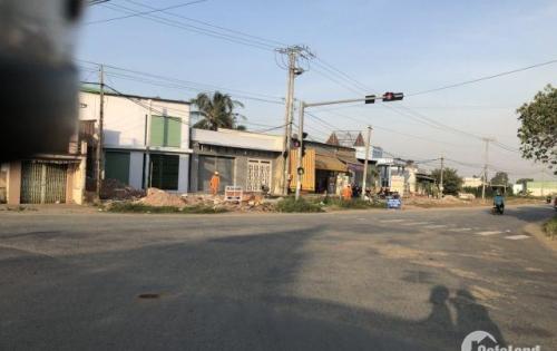 Cần bán nhanh 2 lô MT đường Phan Văn Mảng, Bến Lức, chính chủ, SHR