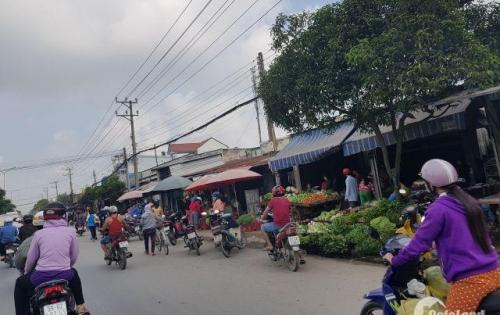 thổ cư 100% Chỉ 900 triệu mặt tiền vành đai 4 thị trấn Đức Hòa Long An  sở hữu ngay 150 m2  sổ hồng riêng