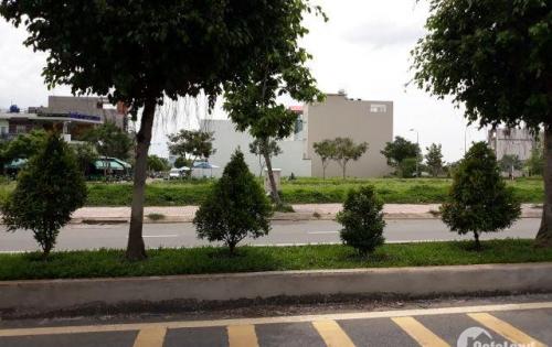 Bán gấp lô đất MT đường số 1 khu Hưng Gia Garden City, gần vòng xoay, 8tr/m2