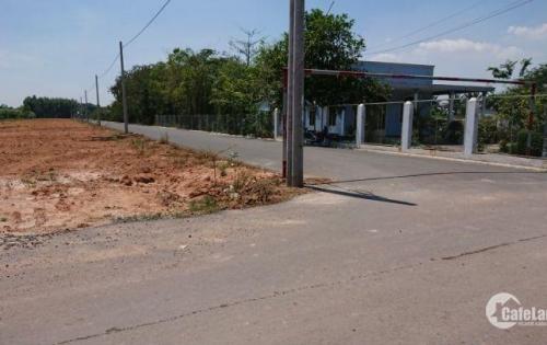 Đất nền phân lô giá rẻ, dễ đầu tư ngay cổng KCN ở Biên Hòa, sổ riêng 100m2, thổ cư 100%, 650tr/nền