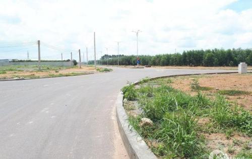 Đất nền phân lô ngay cổng KCN ở Biên Hòa, SHR, mặt tiền đường 60m, giá yêu thương 650 triệu/nền