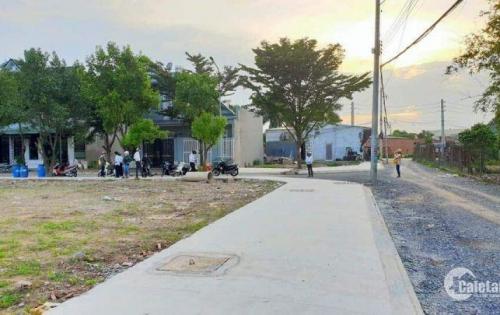 Cần bán 100m2 đất thổ cư, SHR gần cổng 11, gần KDL Vườn Xoài và KCN Giang Điền giá 559tr
