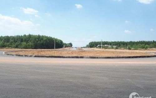 Đất nền TP. Biên Hòa sổ đỏ thổ cư 100%, đường 60m, giá 450 triệu/nền
