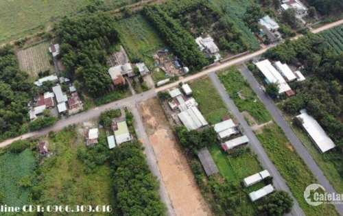 Đất nền TP Biên Hòa LK đường 60m sổ đỏ, thổ cư cam kết lợi nhuận 15% sau 9 tháng