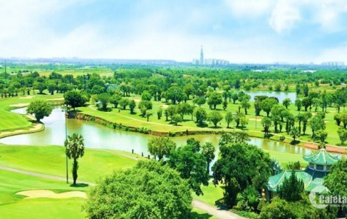 Đất Nền Phân Lô Sổ Đỏ Trong Khu Sân Golf Long Thành