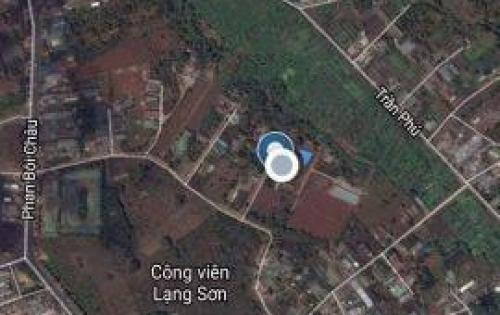Bán đất hẻm phan bội châu, P Thành Nhất, Tp BMT