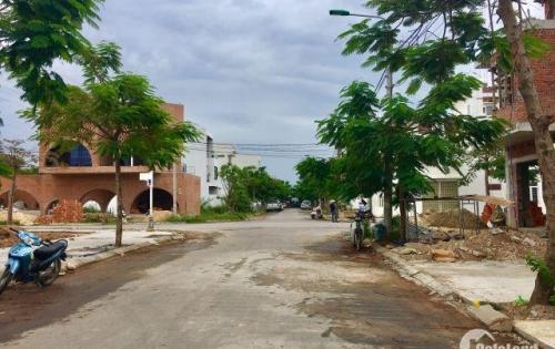 Bán đất 2 mặt tiền trước sau Đảo 2 Hòa Xuân đường Hồ Phi Tích và Đinh Văn Chấp giá chỉ 27,8 tr/m2