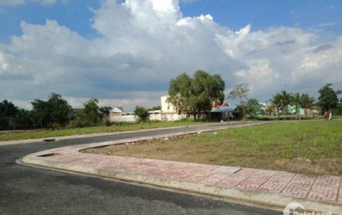Đất mặt tiền đường lớn, sổ riêng từng nền