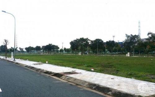 Cần bán lô đất mặt tiền đường Quốc lộ 50 diện tích 6x18m đất sổ hồng riêng.