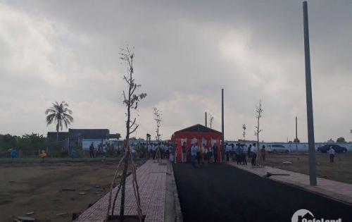 bán đất nền QL50 gần cầu Ông Thìn ,giá từ chủ đầu tư,SHR