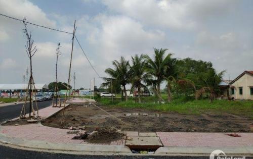 Bán đất nền dự án tặt tiền đường 835 , gần chợ Bình Chánh , 860 triệu ( Đã có sổ Hồng ).