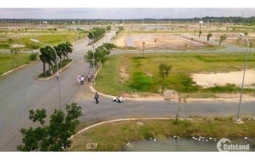 Bán đất ngay trung tâm thị trấn rạch kiến,đối diện trường học cấp 3 đã có sổ riêng