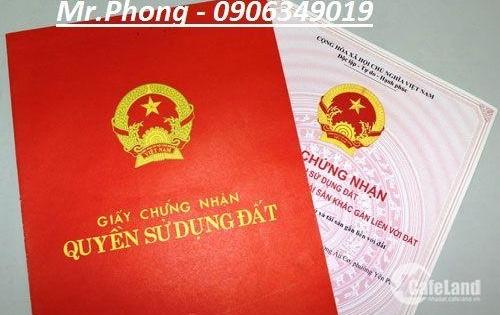 Đất ở,Thổ Cư 100%,SHR,KĐT Thương Mại Hoàng Phúc Residence  Hot Nhất Khu vực phía Nam 0906349019