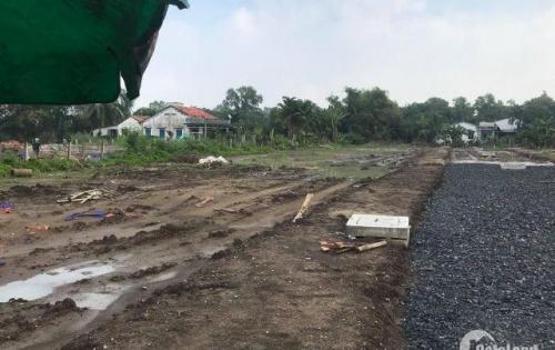 đất nền cần bán gắp shr, 100m2, mặt tiền lộ 835