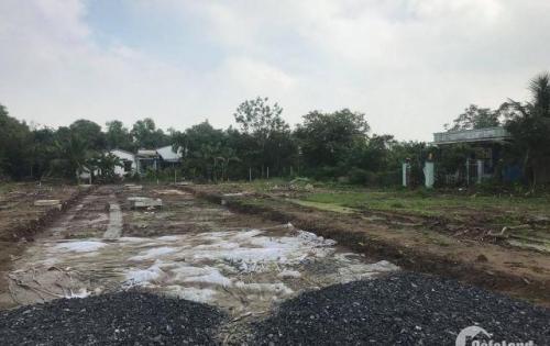 lô đất bán sau chợ Bình Chánh gần kcn tân kim