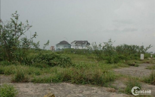 Đất nhà vườn 881 m2 ngang 21 TC 439m MT 16m SHR nở hậu TT Cần Đước. LH 0938 3768 17
