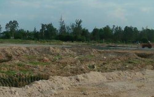đất nền sông cổ cò giá rẻ hơn thị trường ít nhất 500 - 600 ngàn/m2