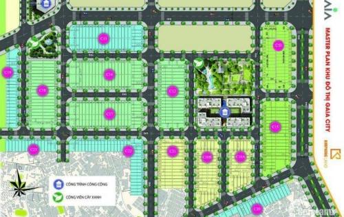 Đất đầu tư Gaia City, Cocobay, nhận quà khủng