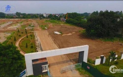 Dự án đất nền nhà ở liền kề HAPPY LAND