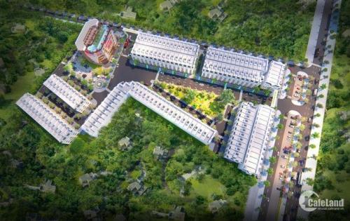 đất nền dự án Đông Dương Green, Mạo Khê, Quảng Ninh.