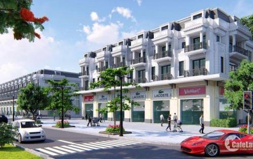Mở bán khu Shophouse dự án Đông Dương Green, khu TTTM đầu tiên tại Mạo Khê, Đông Triều, Quảng Ninh
