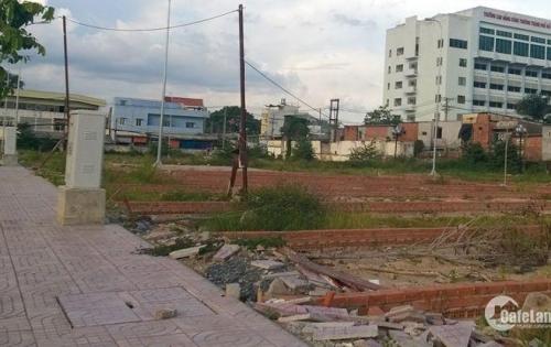 Cần tiền bán đất (giá cực tốt) tại khu dân cư sầm uất TL10 Đức Hòa L.A