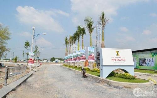 Chính Chủ Bán Lô Đất 100 M2 Cát Tường Phú Nguyên Long An Giá 880 Triệu SHR