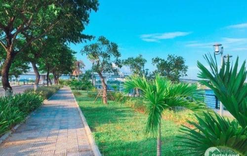 Biệt thự ven sông Hàn Đà Nẵng. Vị trí kim cương, Elysia Complex City là vùng đất có gió khí chan hòa đắc thủy hòa viên, tận hưởng thiên nhiên gió trời