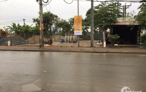 Bán gấp đất mặt đường Tỉnh Lộ 422 Đức Giang, đường 15m. DT 96m2, giá 13tr/m2, đầu tư có lời ngay