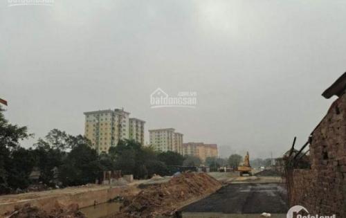 Chính chủ bán đất sổ đỏ khu Định Công, cách đường 2,5 - 100 mét, giá 46tr/m2