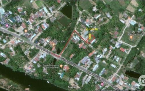 Bán 300m2, đất thôn Thanh Nhứt, Cẩm Thanh, Hội An