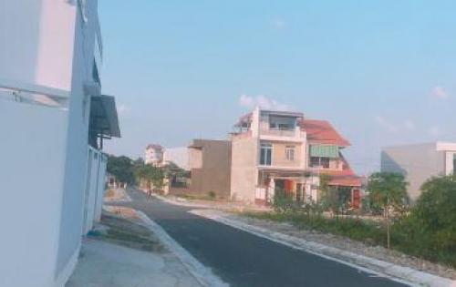 Bán đất nền khổ 123m2 vuông vắn đẹp thuộc KQH Vịnh Mộc - Hương Thuỷ - Thuỷ Dương
