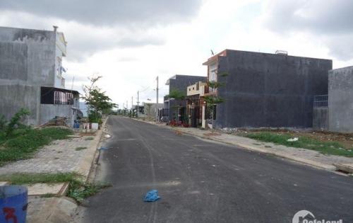 Bán gấp đất nền nhà phố khu dân cư hiện hữu