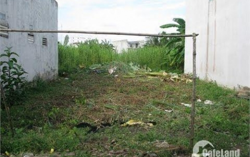 Đất bán GẤP: mt Đinh Đức Thiện, dt 110m2, SHR 100% bao sang tên công chứng