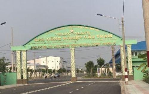 Bán đất chính chủ gần KCN Cầu Tràm, mặt tiền đường đinh đức thiện