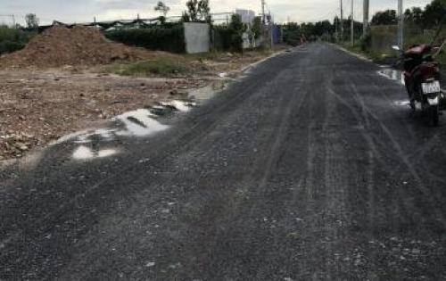 ngân hàng sacombank tiến hành thu hồi vốn nên thanh lí một số lô đất trên địa bàn huyện bình chánh