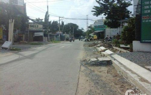Cần tiền kinh doanh bán gấp lô đất ở đường Thới Hòa gần KCN Vĩnh Lộc, 4x16m, 450tr xây dựng đk ngay