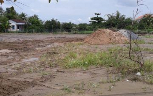 Bán đất bình chánh,sổ đỏ thổ cứ chính chủ,diện tích 100m2 giá 920 triệu